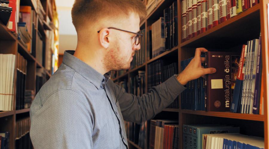 Knjižnica Sveučilište Sjever